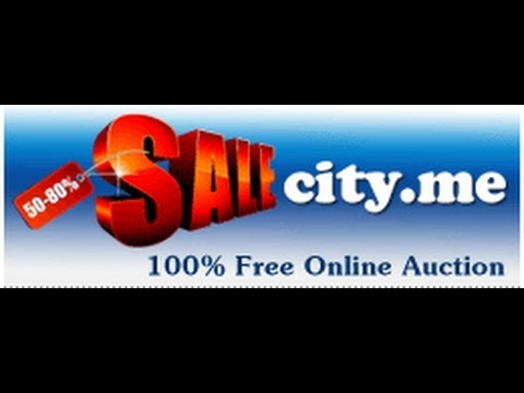 SaleCity.me 100% FREE Online Auction