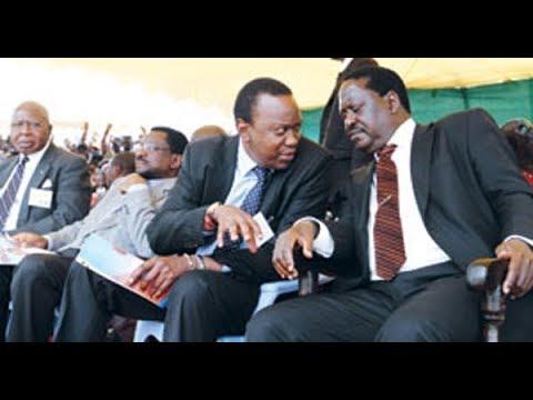 Power Breakfast News Review : President Kenyatta and Raila talks
