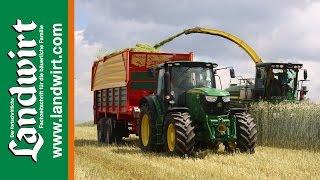 Landmaschinen im Einsatz | landwirt.com