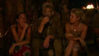 Funniest Tribal Council of Survivor Gabon