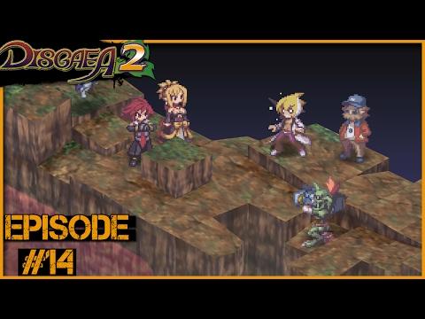 Disgaea 2: Cursed Memories Ep 14: Axel's Scheme