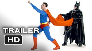 Comic-Con Episode IV: A Fan's Hope Official Trailer #2 - Morgan Spurlock Movie (2012) HD
