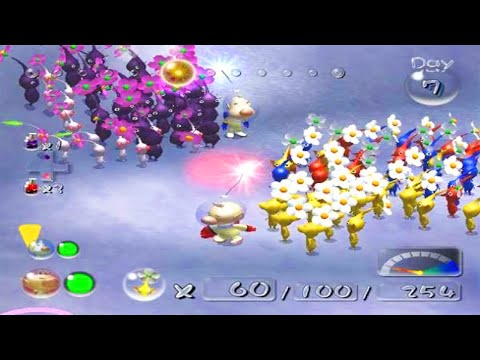 Pikmin 2 Wii U First 39 Minutes Virtual Console Wii Wii On