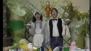 פרפר נחמד – שיר התפריט