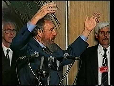 Fidel en Uruguay 1995 *2* de 2