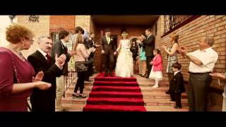 видео на свадьбу в Орле - выездная регистрация