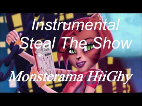 Karaoke Steal The Show | Monster High #KaraokeMonsterHigh