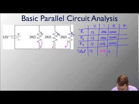 AP Physics C - Circuit Analysis