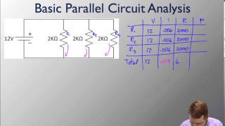 AP Physics C - Circuit Analysis