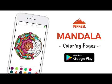 Mandalas para Colorear Adultos - Aplicaciones en Google Play