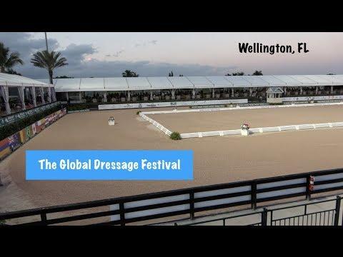 Wellington, FL And The Global Dressage Festival