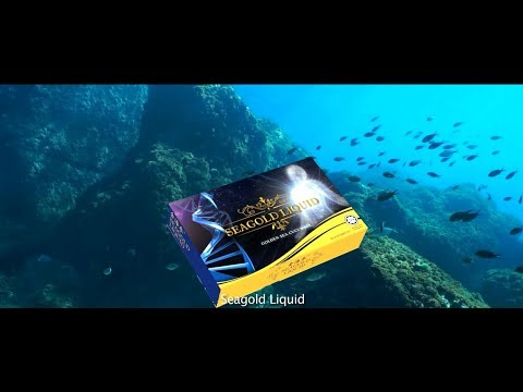 Seagold Liquid (Golden Sea Cucumber)
