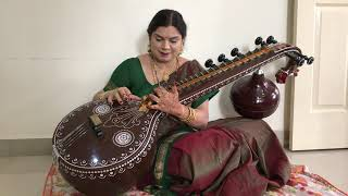 Peddapuli #Peddapuli #Veena #TelanganaBonalu #KattuluBallem #Instrumental #Sudhamahathiveena #Folkso