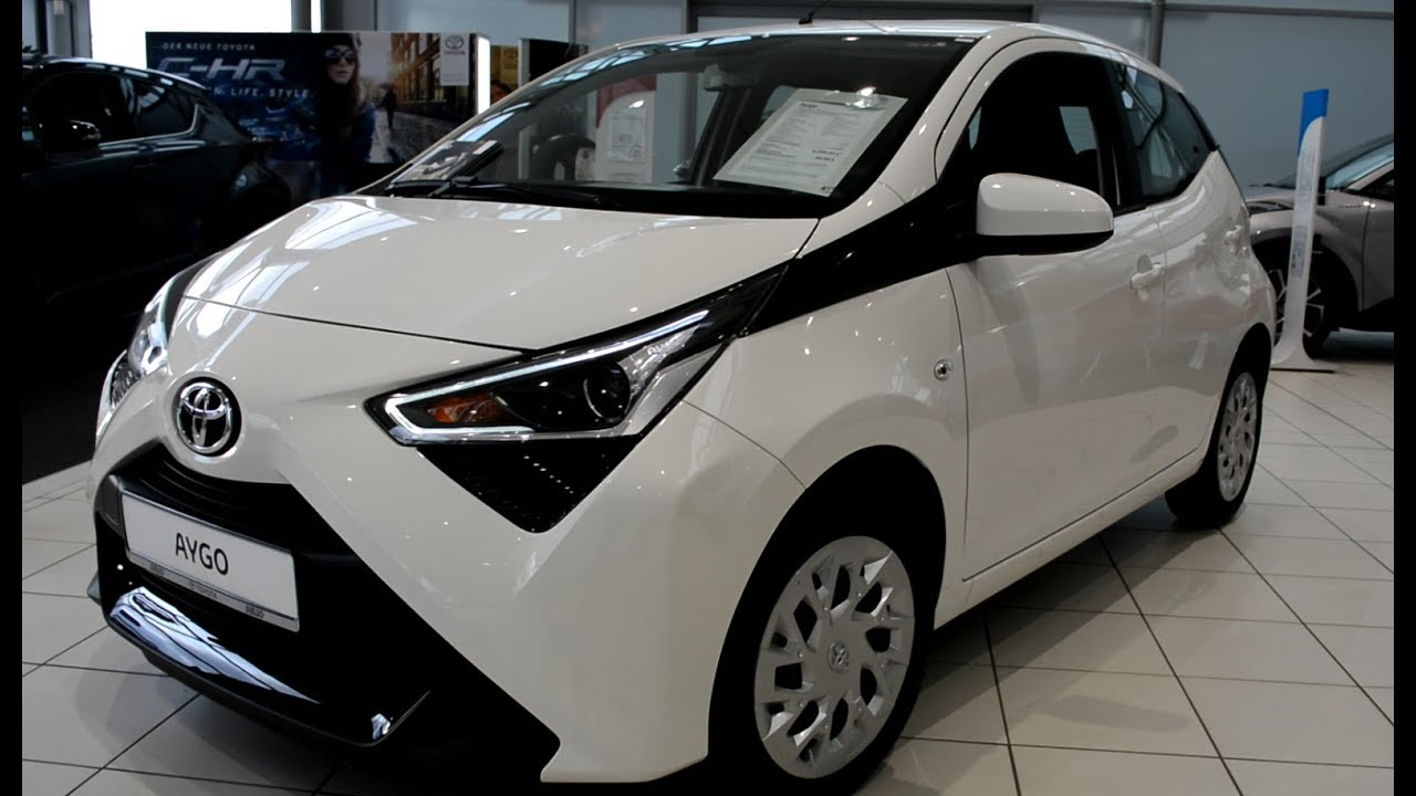 2019 New Toyota Aygo X Play Exterior And Interior Youtube