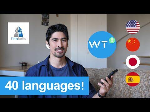 Timekettle WT2 Plus Translator Earbuds: Unboxing & Review (2020) - BigBong