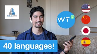 Timekettle WT2 Plus Translator Earbuds: Unboxing & Review (2020)