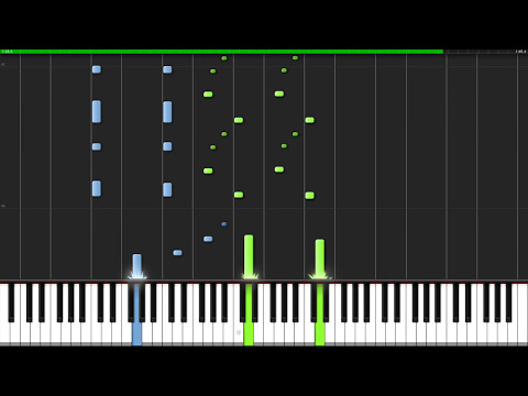 Game of Thrones Theme [Piano Tutorial] (Synthesia) // Logan Dougherty