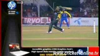 Sri Lanka v Pakistan Only T20 Aug 12, 2009