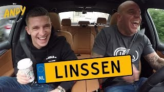 Bryan Linssen - Bij Andy in de auto