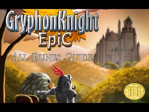 Gryphon Knight Epic - All Hidden Runes Achievement/Trophy Guide (Xbox One/Steam/PS4)