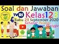 Belajar di TVRI Kelas 1-3 SD 🔥 Rabu 23 September 2020 🔥 TVRI live streaming hari ini