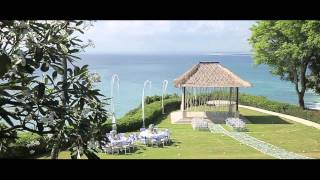 special wedding venues at ayana resort and spa bali