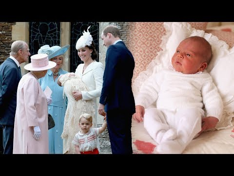 Here's why Kate & William have chosen July for Prince Louis' christening
