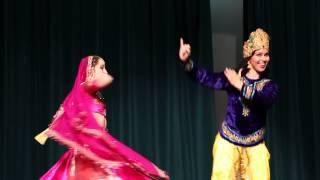 Dance Mayuri Performance at ISKCON Houston