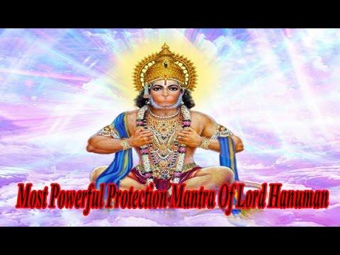Most Powerful Protection Mantra Of Lord Hanuman   Hanuman Shabar Mantra   शाबर रक्षा मंत्र