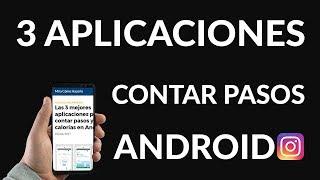 Las 3 Mejores Aplicaciones para Contar Pasos y Calorías en Android screenshot 3