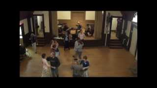 Medway Contra Dance Paul Wilde & Dandelion Wine 6-2-12.wmv