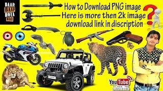 Picsart PNG material How to download PNG material for picsart Picsart tips and tricks