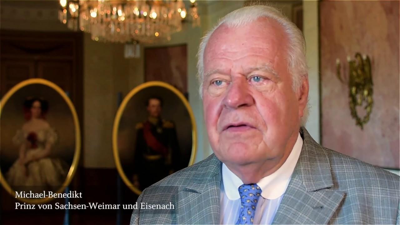 Michael Prinz von Sachsen-Weimar und Eisenach über Großherzog Carl  Alexander - YouTube