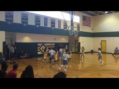 Haylie Wiles 5th grade travel basketball