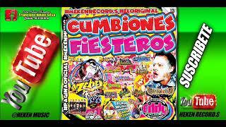 Gambar cover CUMBIONES FIESTEROS VOL.1 - heken record.s
