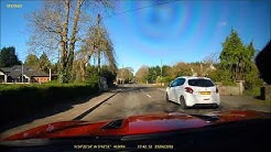 Downpatrick 2018Apr29 brake-check or crash-for-cash attempt ? ASZ7275