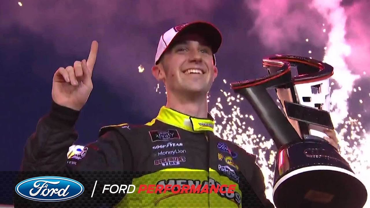 2020 NASCAR Xfinity Series Champion - Austin Cindric | Ford Performance