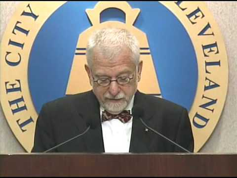 William F. Baker, Ph.D. Speech Pt. 1/6