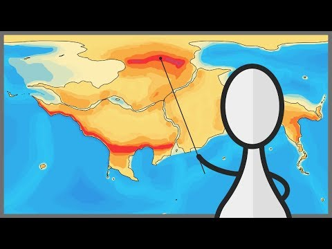 Fantasy Maps & Plate Tectonics