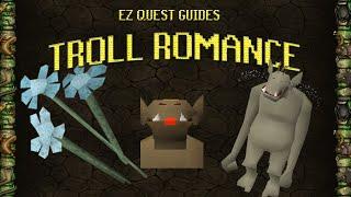 EZ OSRS Quests - Troll Romance