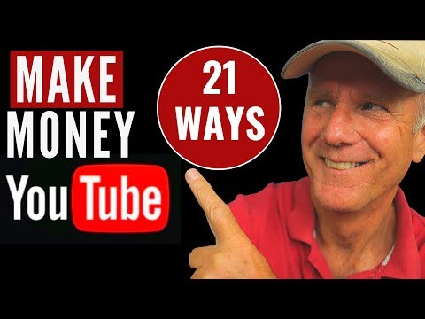 21 Ways To Make Money From YouTube Without Ads 2019-2020