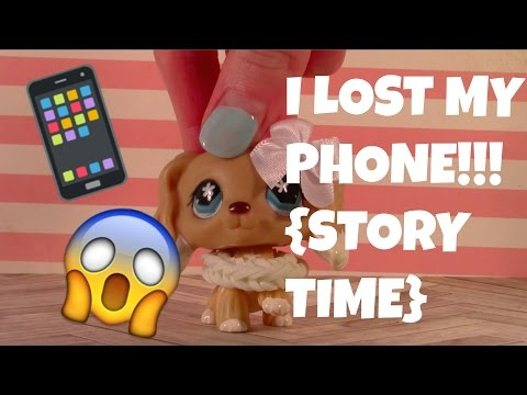 LPS: I LOST MY PHONE!!!! {Story Time}