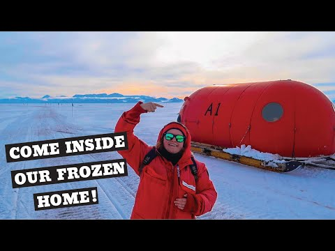 OUR ANTARCTIC TINY HOME