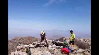 Mt Wrightson Peak