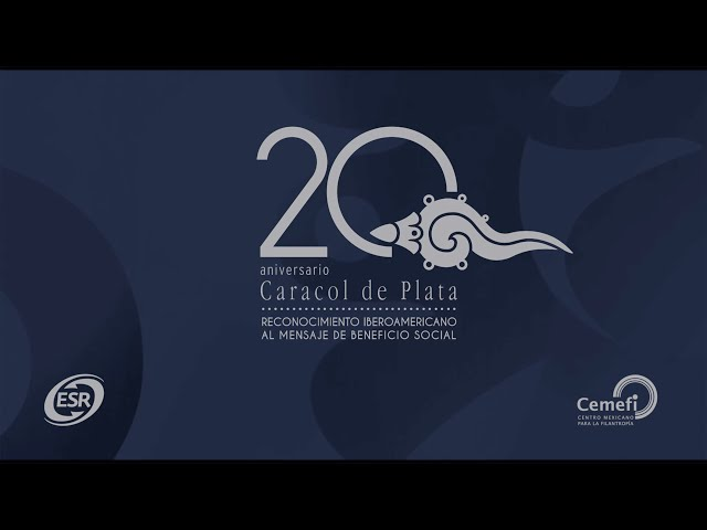 CEREMONIA VIRTUAL CARACOL DE PLATA 2020