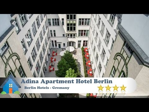Adina Apartment Hotel Berlin Checkpoint Charlie - Berlin Hotels, Germany