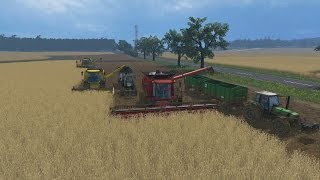 Farming Simulator 15 - COMMUNITY-SERVER - BENZ #10