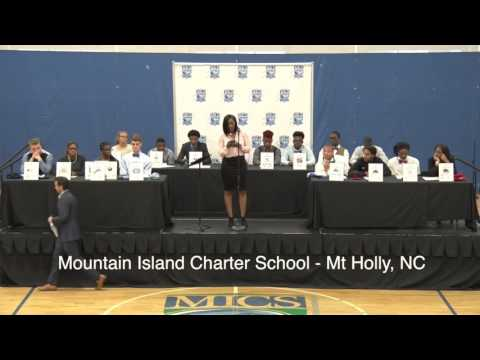 """Mountain Island Charter School - 2017 Signing Day - """"The Legend Class"""""""