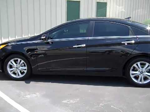 2011 Hyundai Sonata Tinted By Flying Window Tinters In