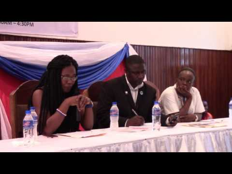 Panel Discussion ECOWAS Human Rights Day.